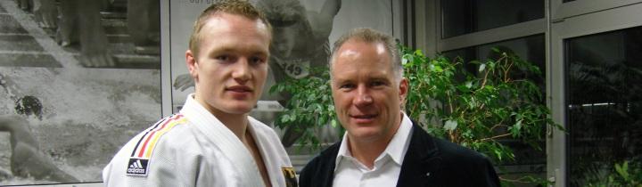 Dimitri Peters Judoka gewinnt Bronze in London bei den Olympischen Spielen