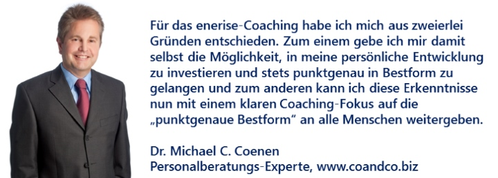 eneriseCoachCoenen720er enerise Mental Coach