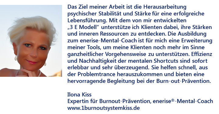 Mentalcoach Kiss