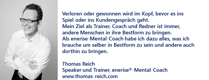 Mentalcoach Reich